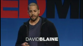 David Blaine Ted Talk Comprehension Questions with Answer Key