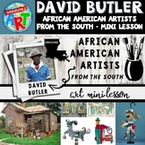 David Butler - African American Artists from the South Min