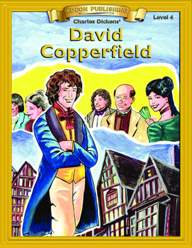 David Copperfield 10 Chapter Novel with Student Activities and Answer Keys