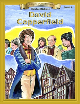 David Copperfield RL4.0-5.0 flip page EPUB for iPads, iPho