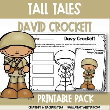 David Crockett - Tall Tales