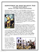 David Crockett and the Alamo Informational Text and Activity