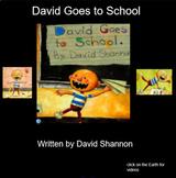 David Goes To School SMART Notebook