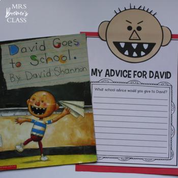 David Goes to School