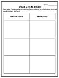 David Goes to School Activity Back to School Behavior Lesson David Shannon