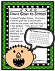 David Goes to School {Back to School} Craftivity