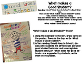 David Goes to School Packet