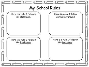 My School Rules