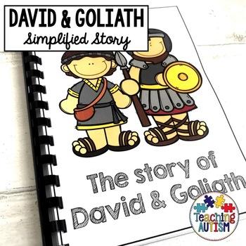 David & Goliath Bible Story
