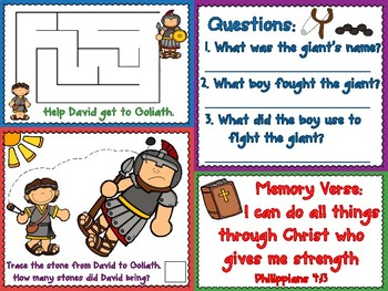 photograph about David and Goliath Printable Story known as David And Goliath Worksheets Academics Pay out Lecturers