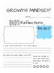David Hilbert STEM Growth Mindset Poster - Math - Mathematician