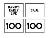 David Jeopardy ( Bible Story)