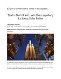 David Lario, astrofísico español y La Sonda Solar Parker