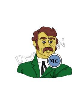 David Livingstone Clip Art