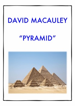 Ancient Egypt: David Macaulay Pyramid Documentary