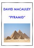 Ancient Egypt: David Macaulay Pyramid Documentary (Distance Learning)