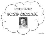 David Shannon Author Study Packet!