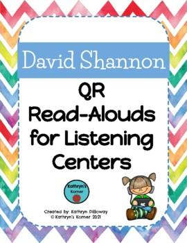 David Shannon QR Read-Alouds (Listening Center)