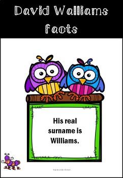 David Walliams fascinating facts