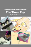 David Weisner's THE THREE PIGS - Primary GATE with Caldecott Books