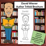 David Wiesner Biography Trifold Brochure