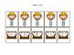 David and Goliath 40 Pattern Cards preschool Christian cur