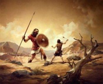 David and Goliath Bible Study