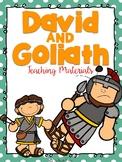 David and Goliath FUN   VBS   Bible Class   Sunday School