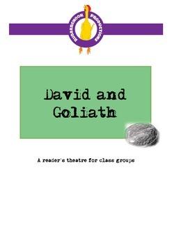 David and Goliath Reader's Theatre