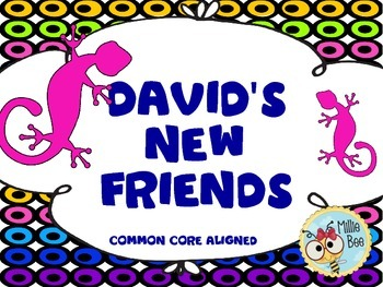 David's New Friends - Macmillan Curriculum