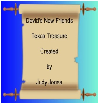 David's New Friends Texas Treasures 2nd grade