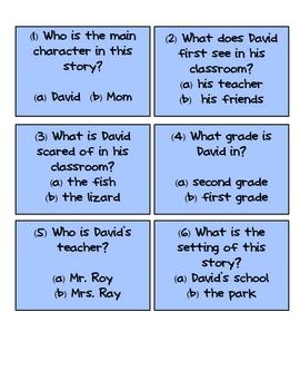David's New Friends game