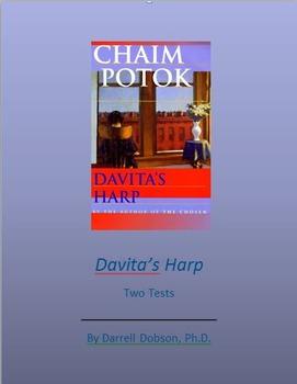 Davita's Harp -- Chaim Potok -- Two Tests