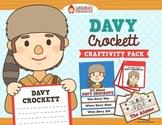 Davy Crockett { Craftivity Pack }