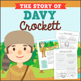Davy Crockett Biography and Comprehension