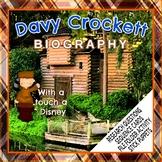 Disney-inspired: Davy Crockett