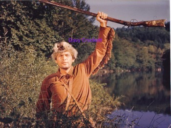 Davy Crockett - Power Point - Life Story Pictures Facts In