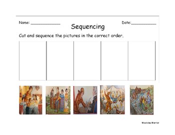 Davy Crockett Sequencing