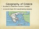 Day 011_Geography of Ancient Greece - PowerPoint