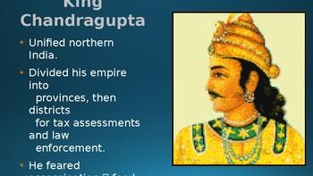 Day 025_Maurya Empire of India - PowerPoint