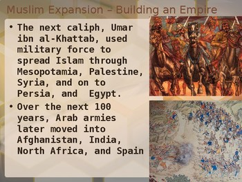 Day 030_Spread of Islam - PowerPoint
