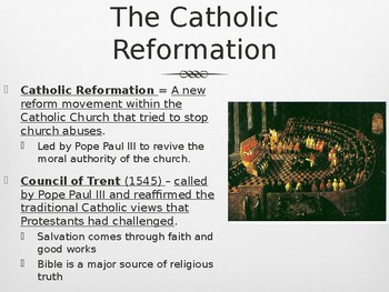 Catholic counter reformation teaching resources teachers pay teachers day 049protestant reformation catholic counter reformation powerpoint ccuart Images