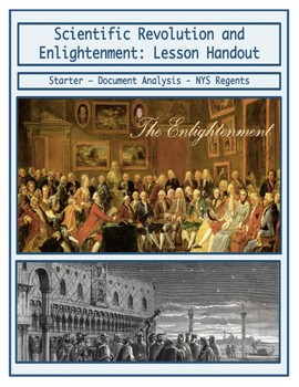 Scientific Revolution and Enlightenment Introduction - Les