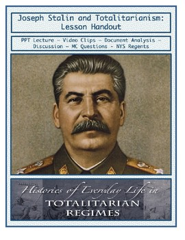 Day 098_Joseph Stalin and the Soviet Union - Lesson Handout