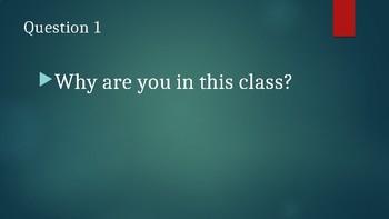 Day 1 Quiz