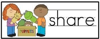 Day 1 School Supply Sort