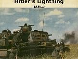 Day 105_Hitler's Blitz of Europe - PowerPoint