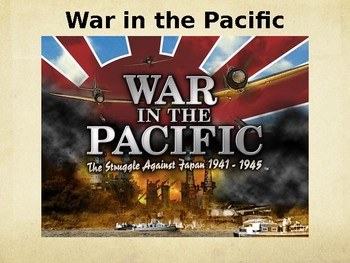 Day 106_World War II: Japan Attacks Pearl Harbor & Pacific