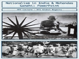 Day 110_Nationalism in India and Mohandas Gandhi - PowerPoint