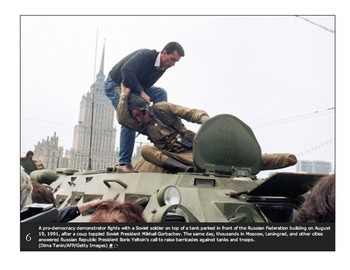 Day 127_Collapse of the Soviet Union - Photographs